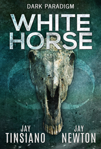 New Release: White Horse (Dark Paradigm #1)