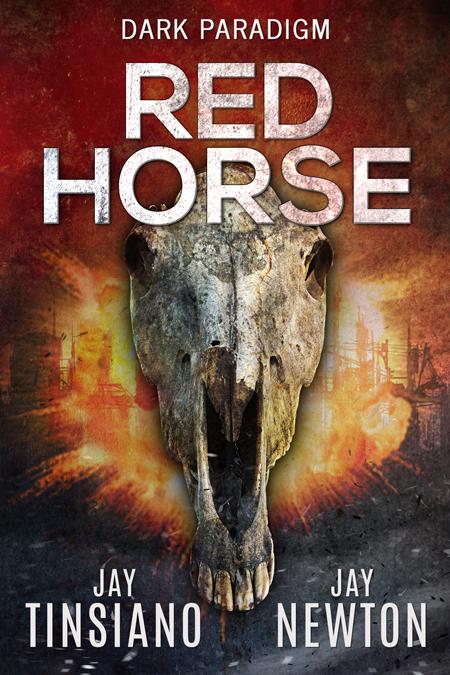 New Release: Red Horse (Dark Paradigm #2)
