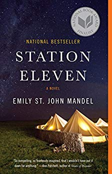 Book Review: Station Eleven by Emily St. John Mandel