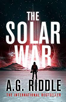Book Review: The Solar War by A.G. Riddle