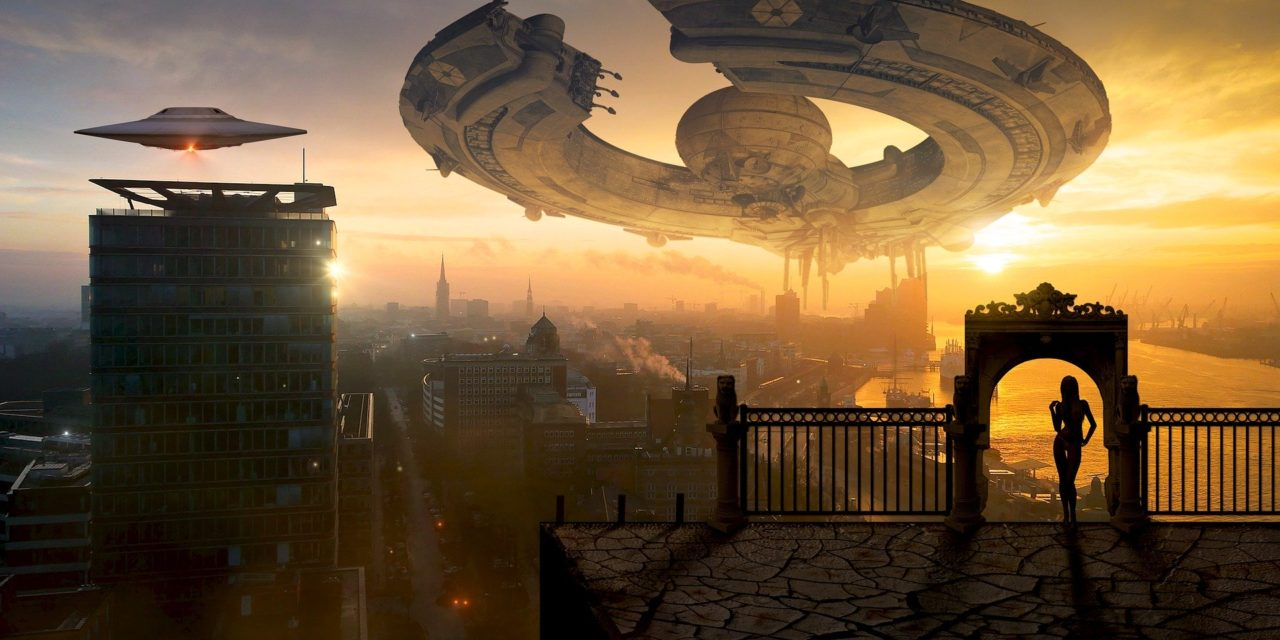 5 Comforting SFF reads during the lockdown